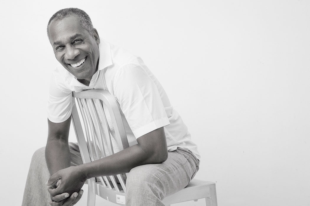 Joe Morton (Silas Stone)