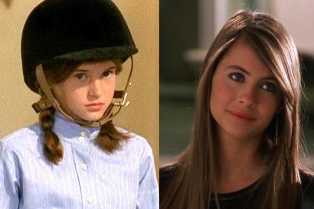 Fue la hermana de Mischa Barton en 'The OC'