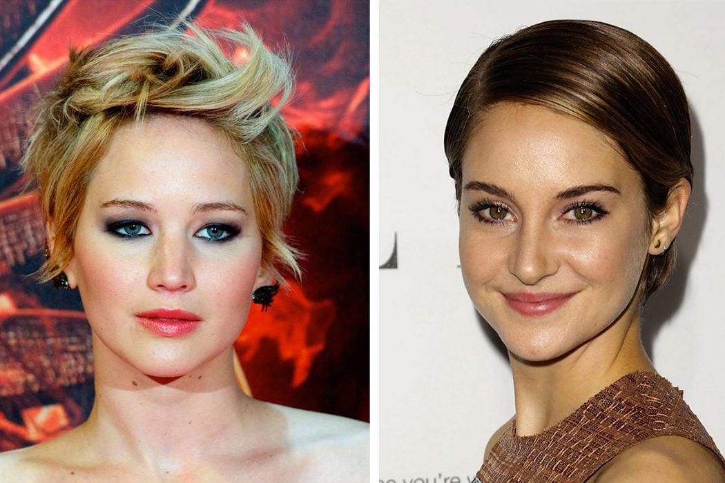 "Nunca se ha considerado ""rival"" de Jennifer Lawrence"