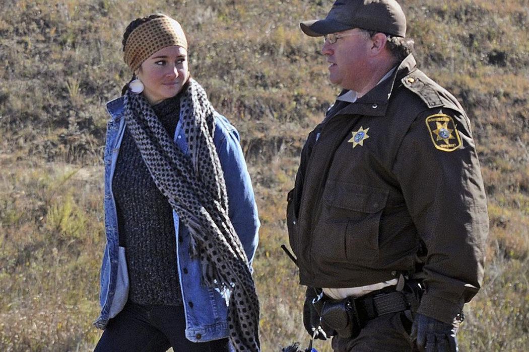 Su lucha a favor del medio ambiente le llevó a ser arrestada