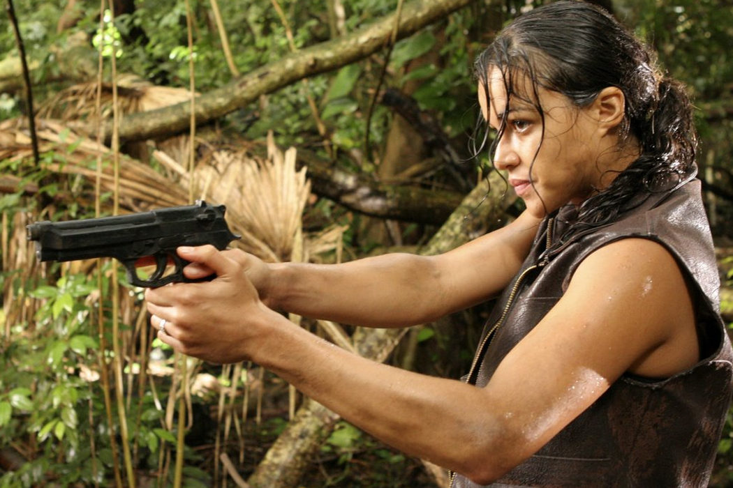 Michelle Rodriguez ('Perdidos')