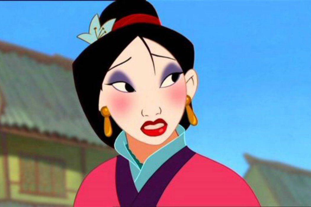 El corto de Mulan