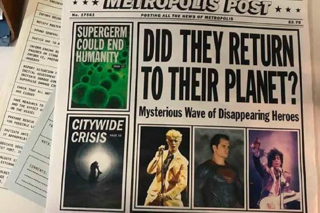 Los aliens nos dejan