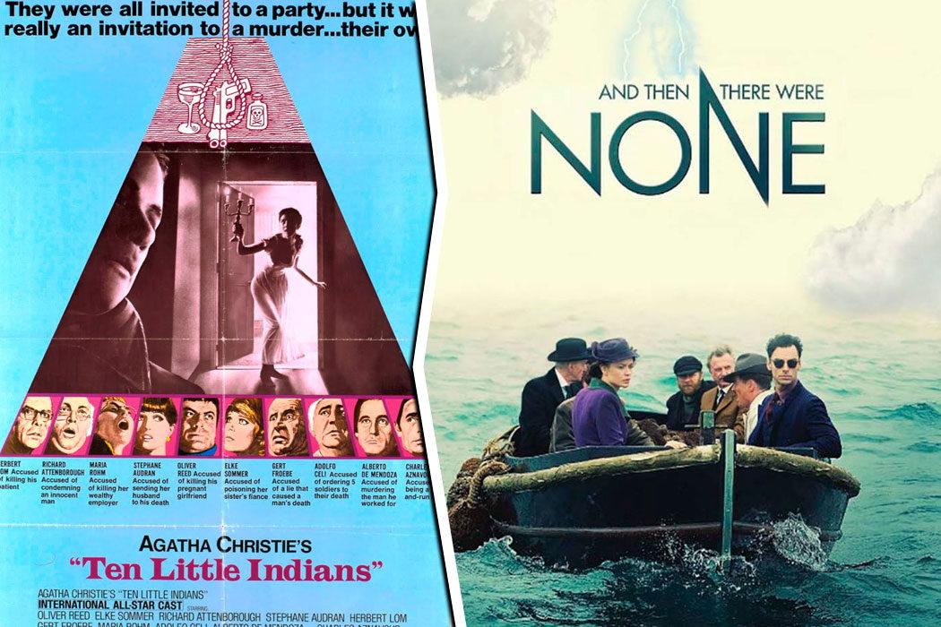 Diez Negritos (1974) y (2015)