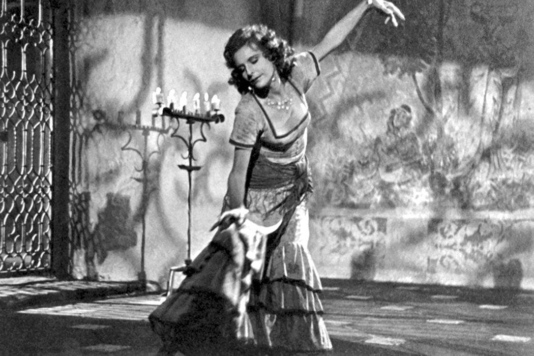 De bailarina a actriz