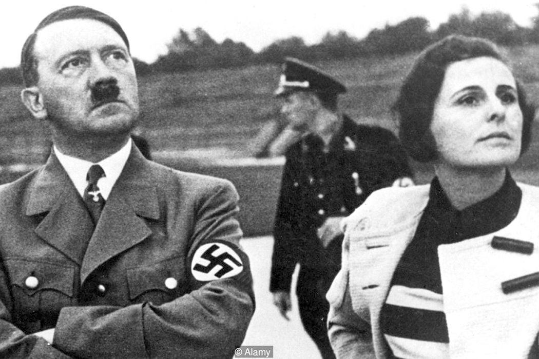 La cineasta de la propaganda nazi