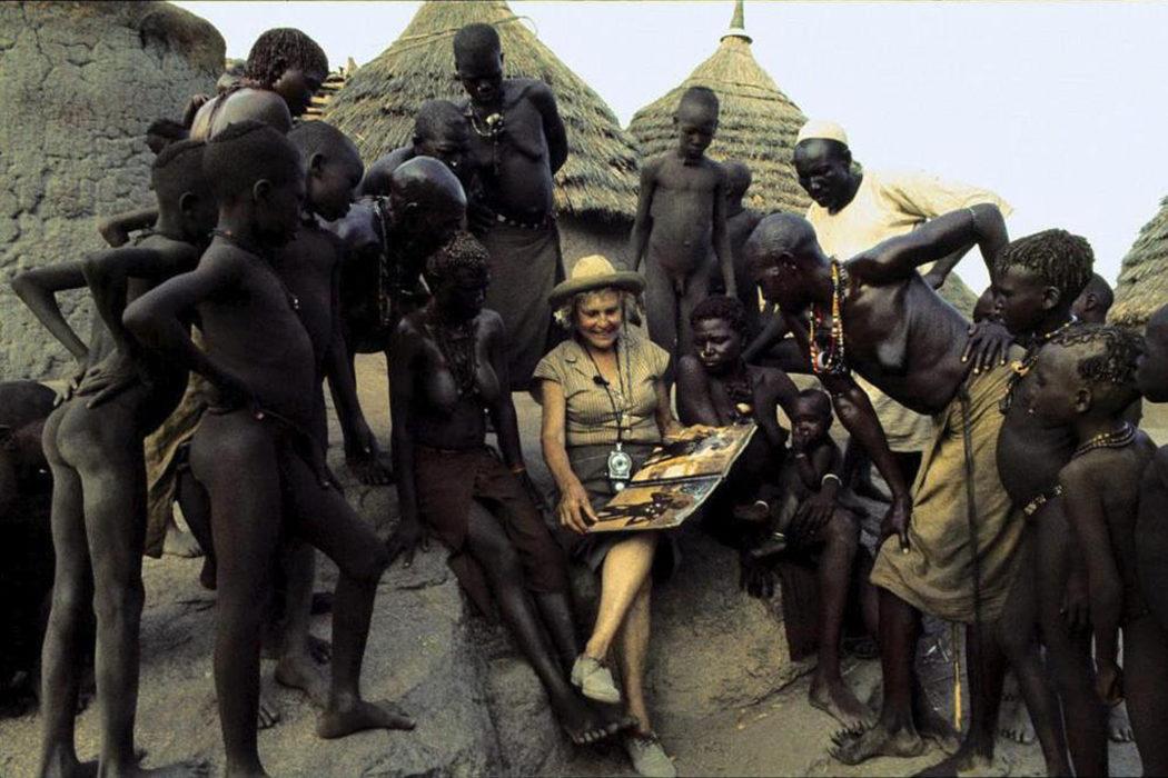 Su amor por África y miembro de Greenpeace