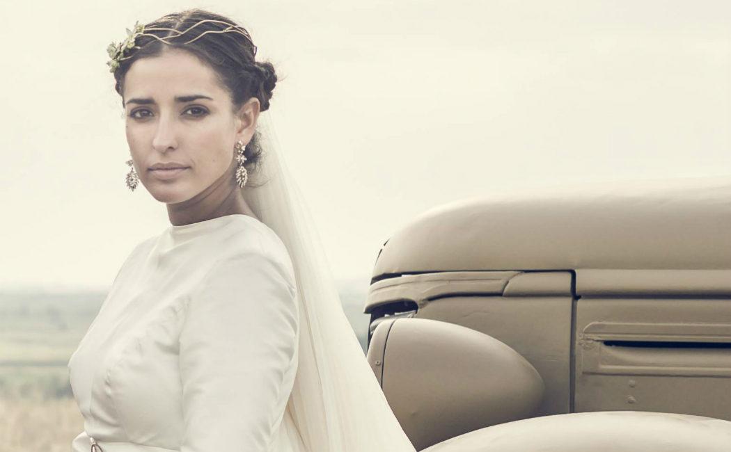 La novia (Inma Cuesta en 'La Novia')