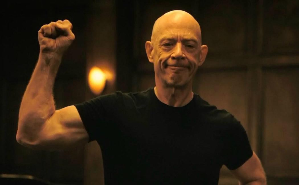 Terence Fletcher (J.K. Simmons en 'Whiplash')