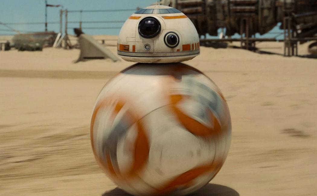 BB-8 ('Star Wars: Episodio VII - El despertar de la fuerza')