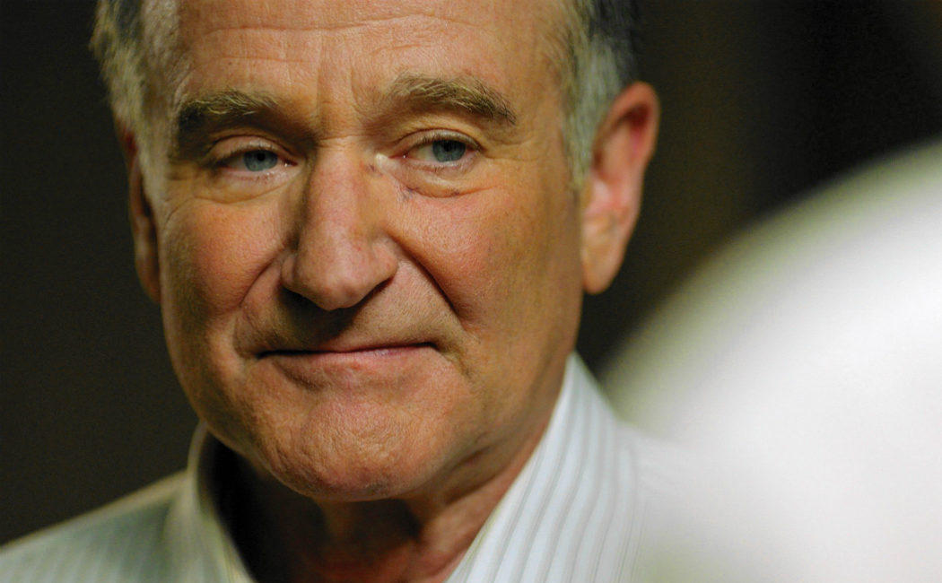 Nolan Mack (Robin Williams en 'Boulevard')