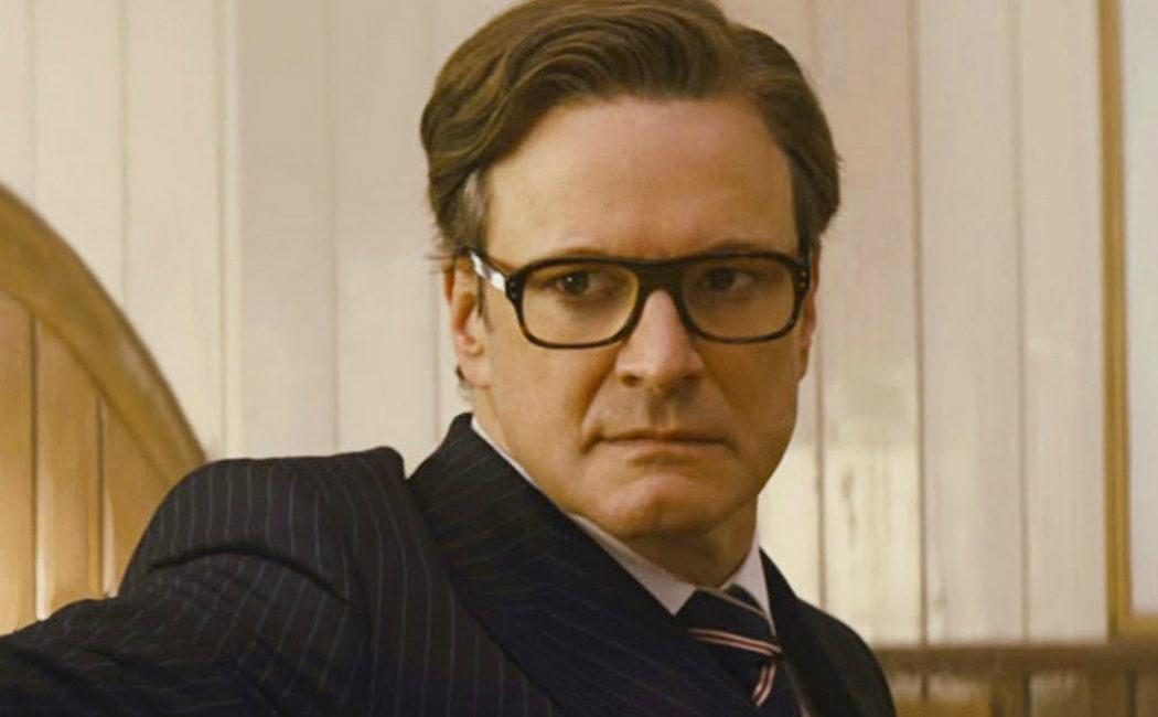 Harry Hart (Colin Firth en 'Kingsman: Servicio Secreto')
