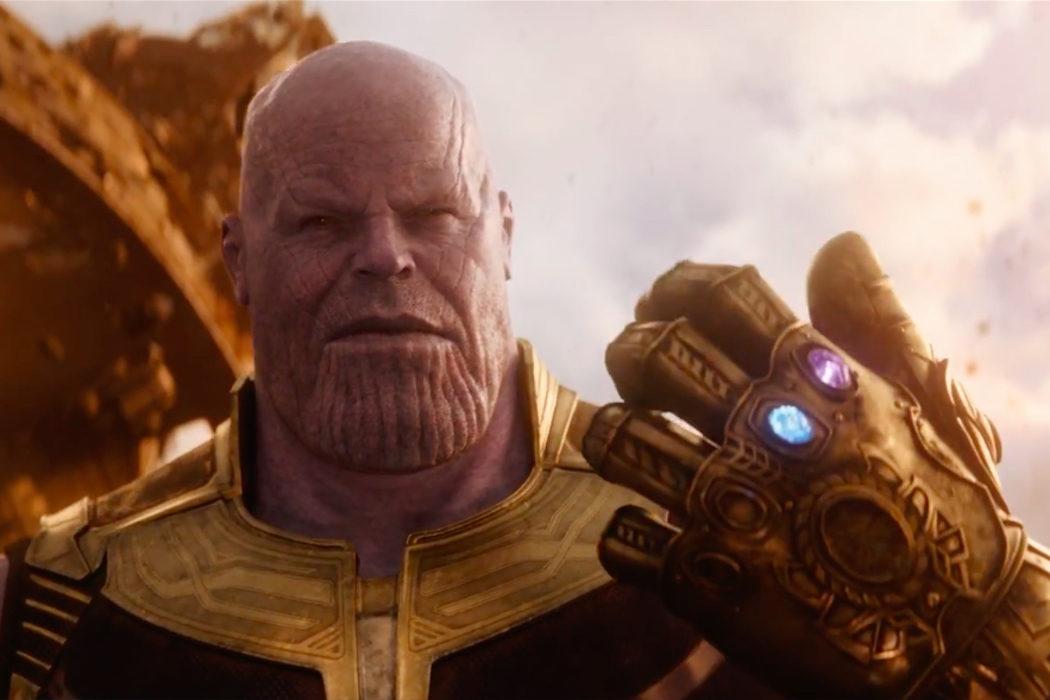 Thanos en la Tierra
