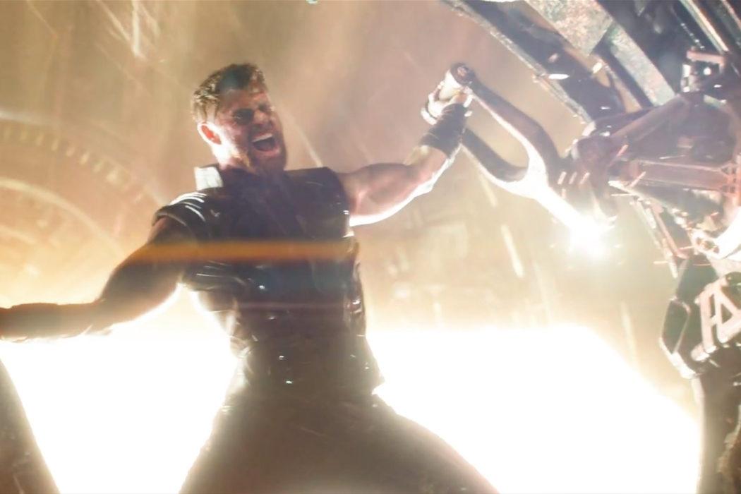 Thor y su nuevo look