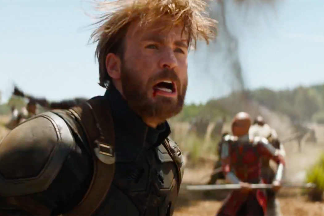 El regreso de Capitán America