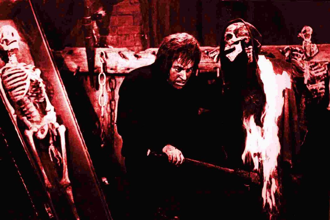Gotho en 'El jorobado de la Morgue'
