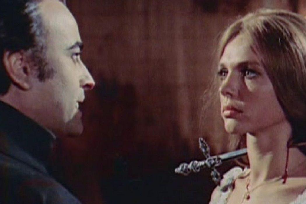Drácula en 'El gran amor del Conde Drácula'