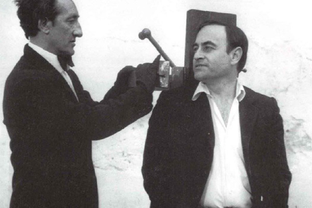 Juan Andrés Aldije en 'El huerto del Francés'