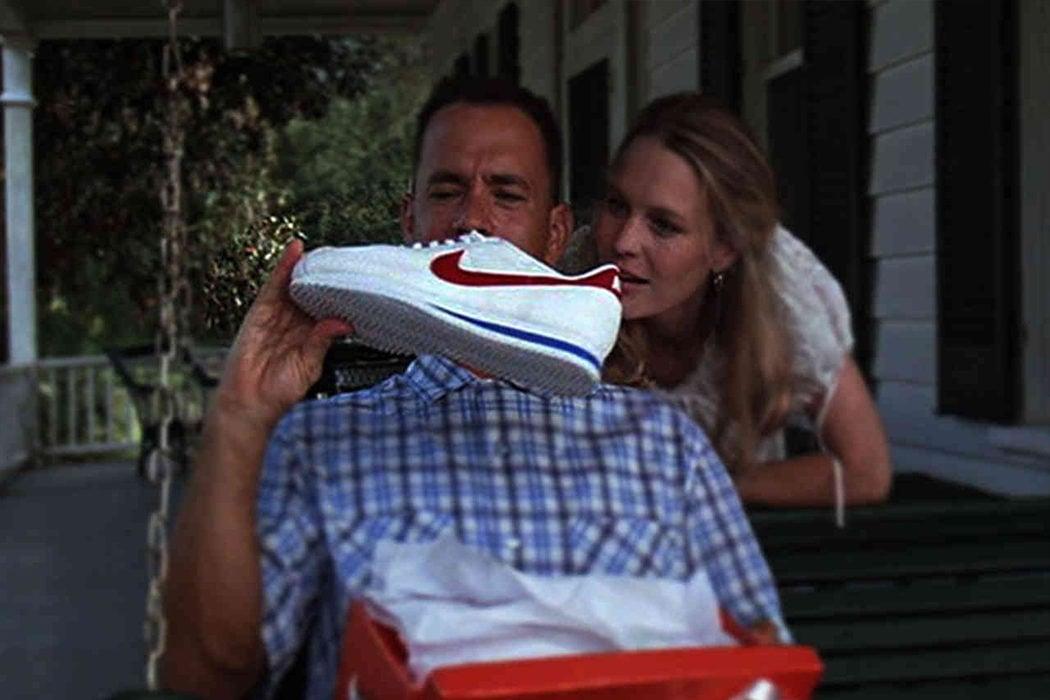 Forrest Gump - Nike