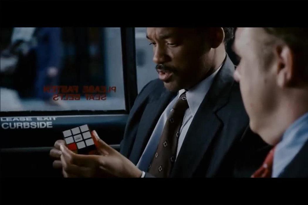 En busca de la felicidad - Cubo de Rubik