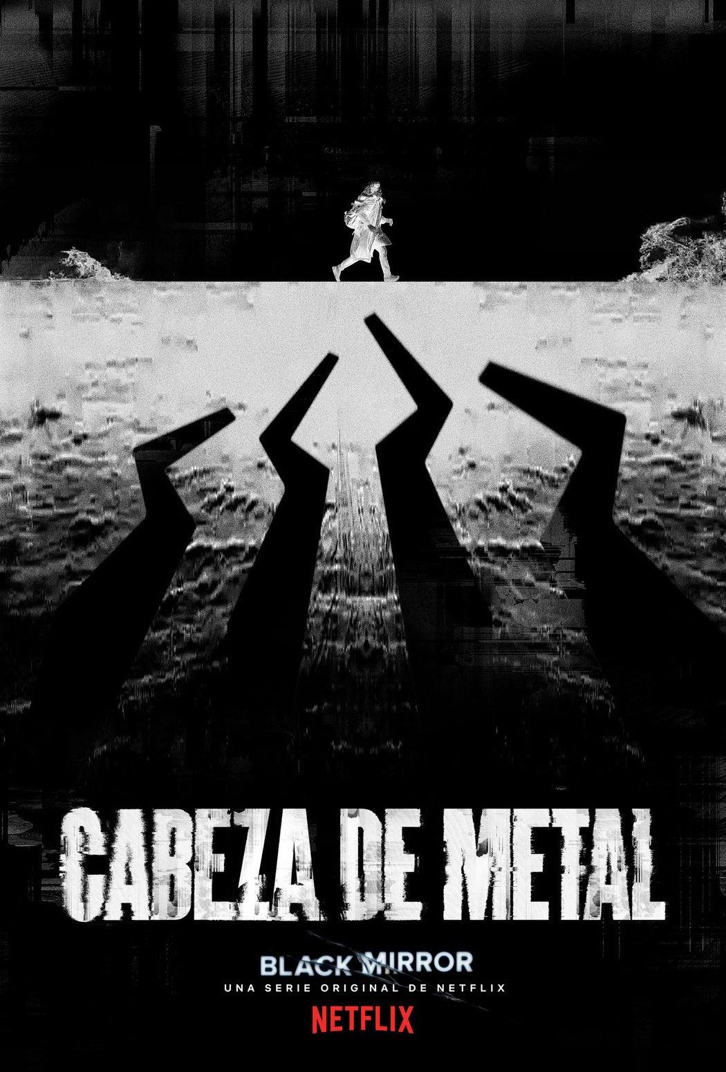 Cabeza de metal