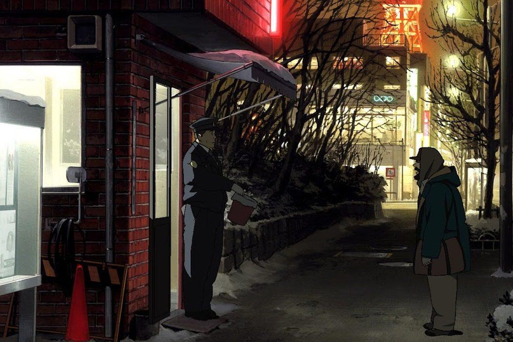 'Tokyo Godfathers'