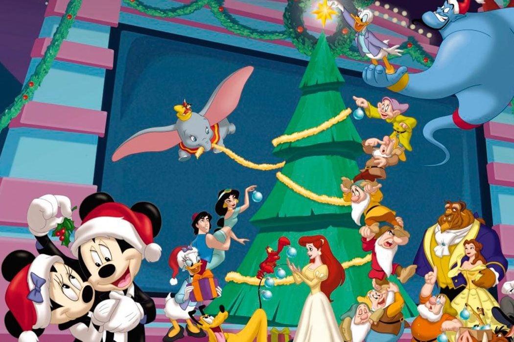 'La navidad mágica de Mickey'