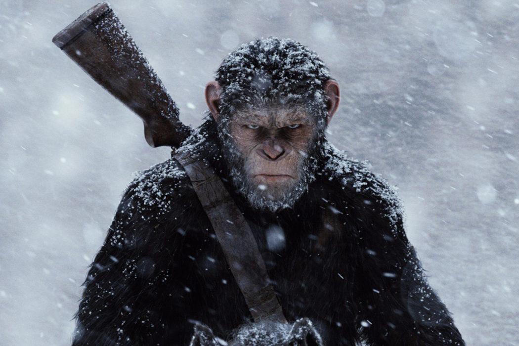 César ('La guerra del planeta de los simios')