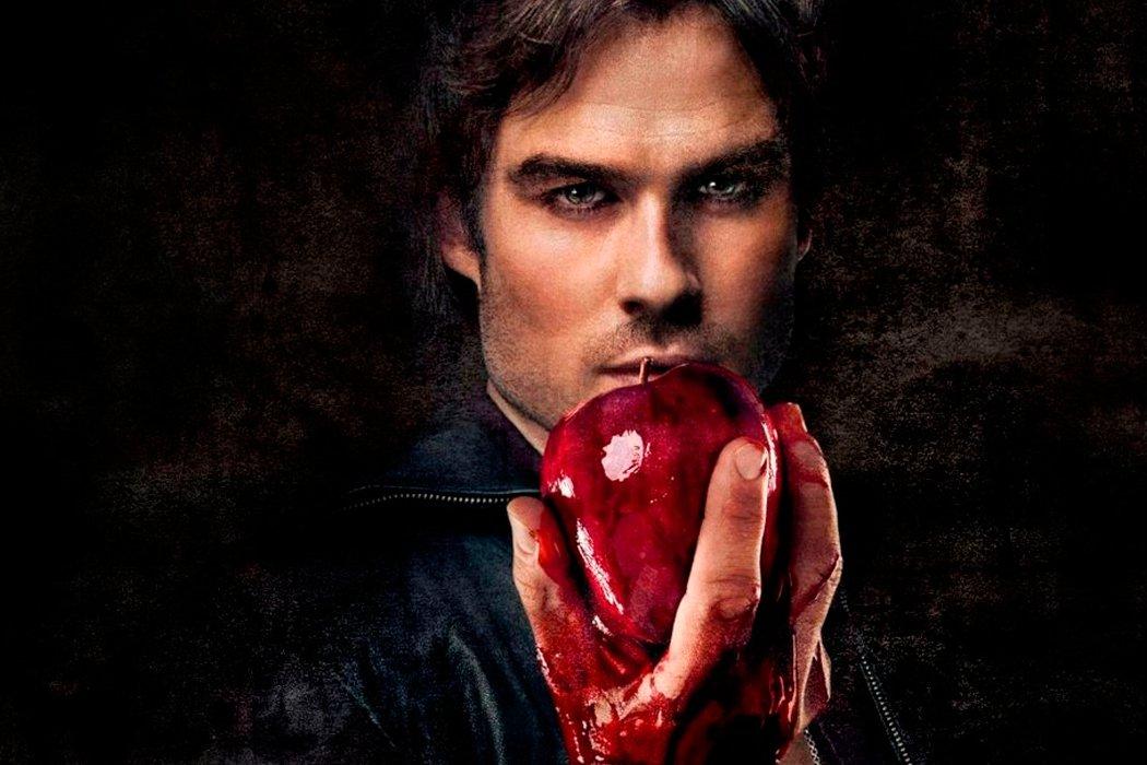 Los vampiros le dieron la fama absoluta 'The Vampire Diaries'