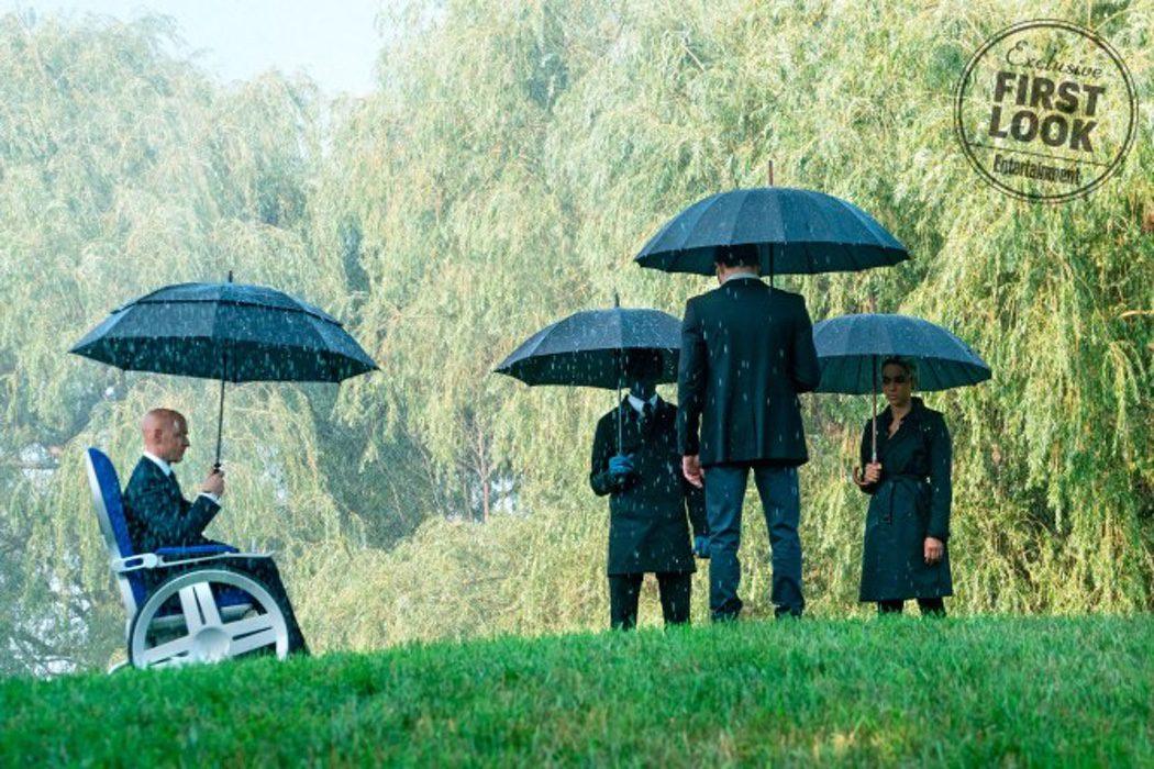 Charles Xavier en 'X-Men: Dark Phoenix'