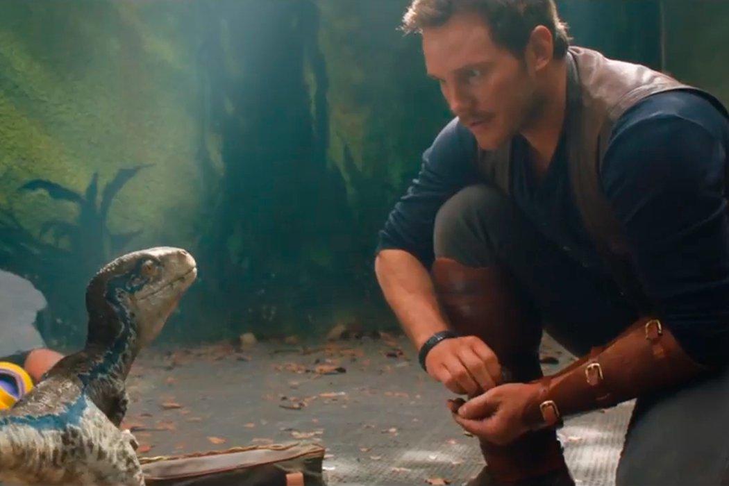 ¿El primer flashback de 'Jurassic Park'?