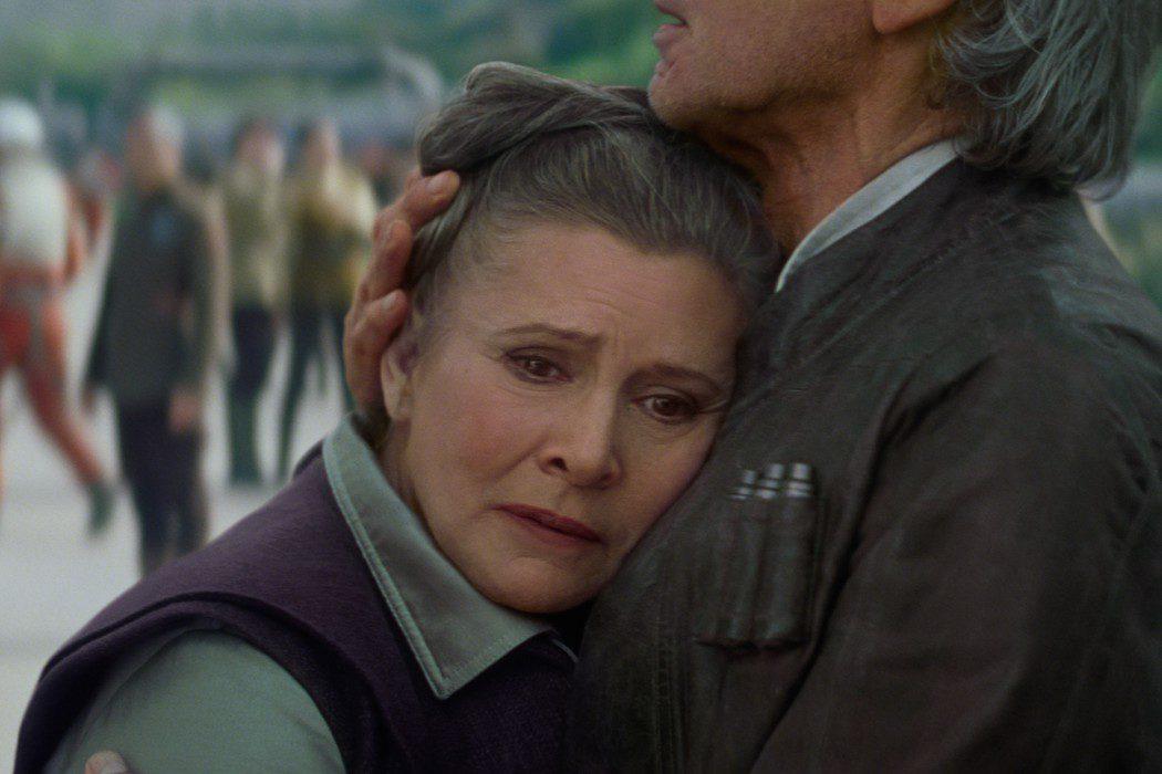 ¿Y Leia y su hijo?