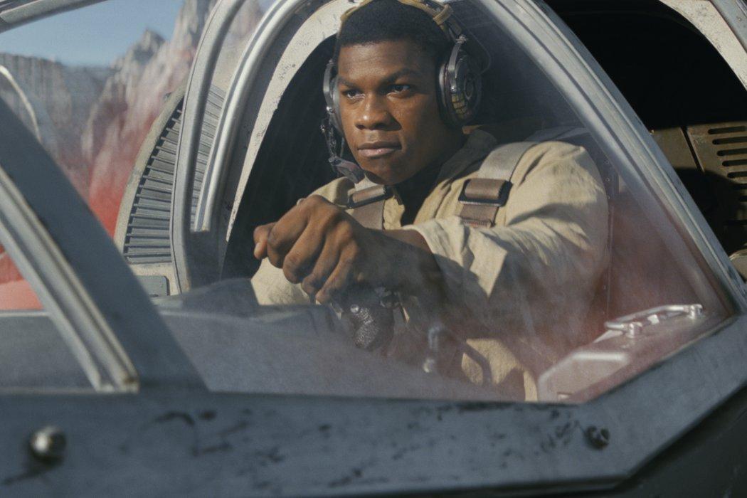 ¿Habrá algo más entre Finn y Rey?