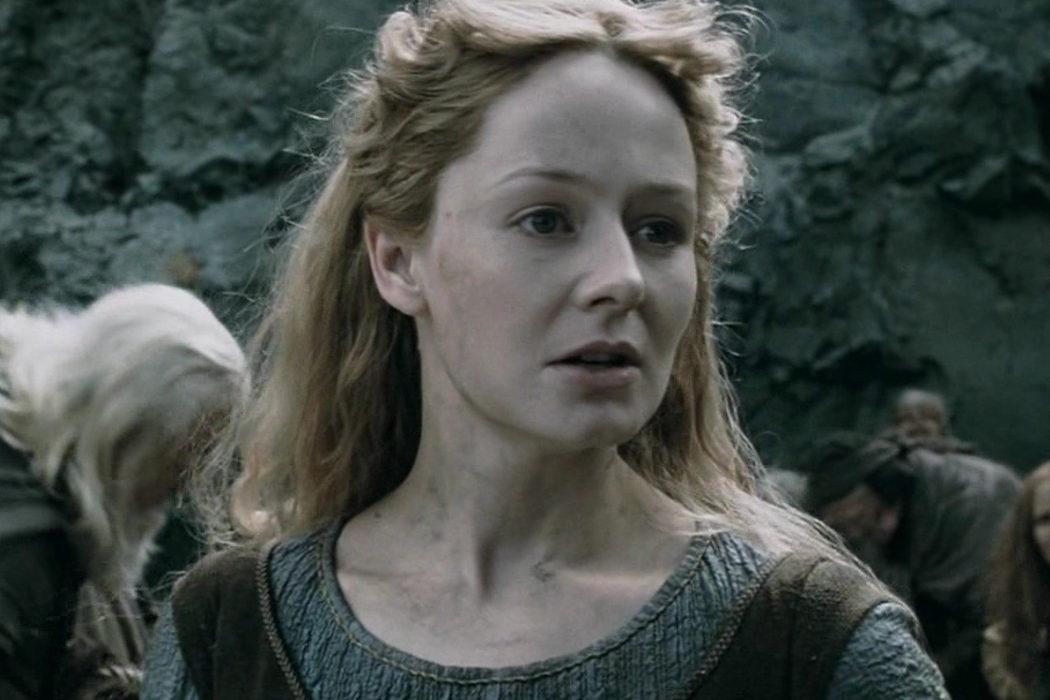 Miranda Otto no fue la primera candidata para el papel de Eowyn