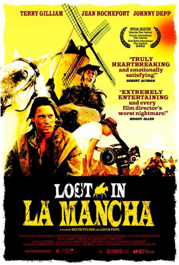 'Perdidos en La Mancha'