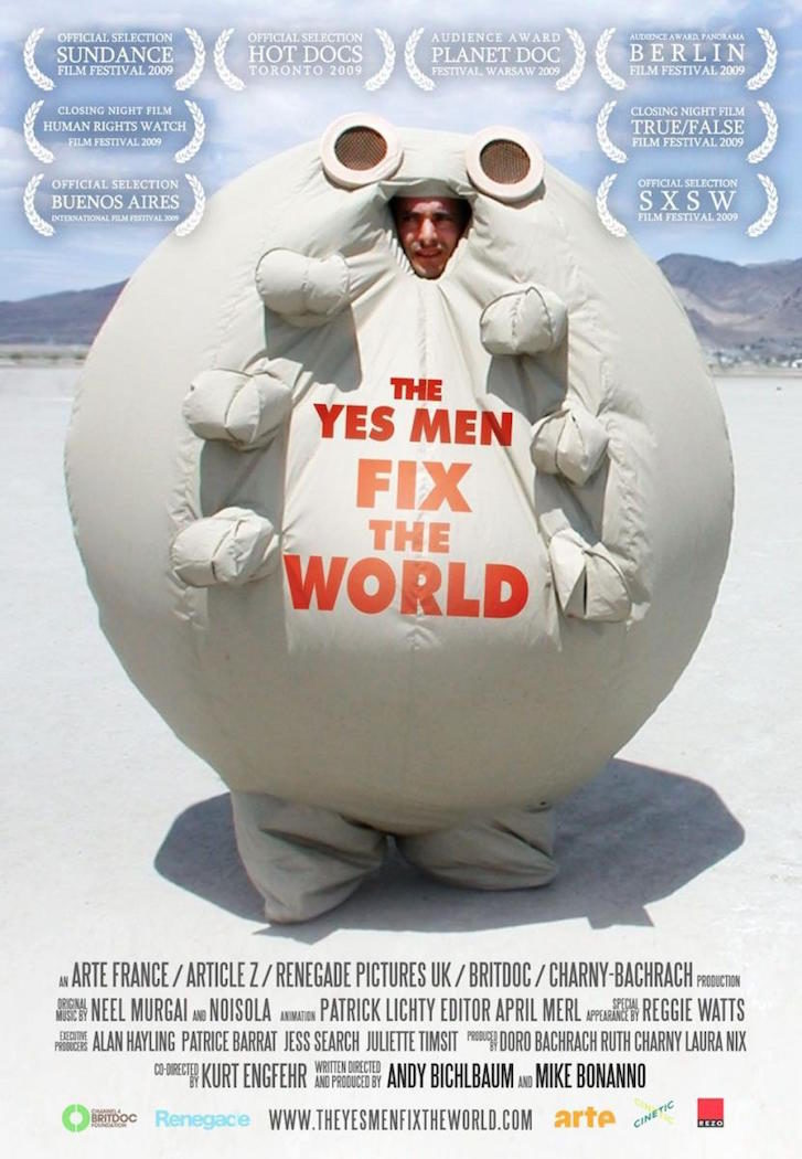 'The Yes Men Fix The World'