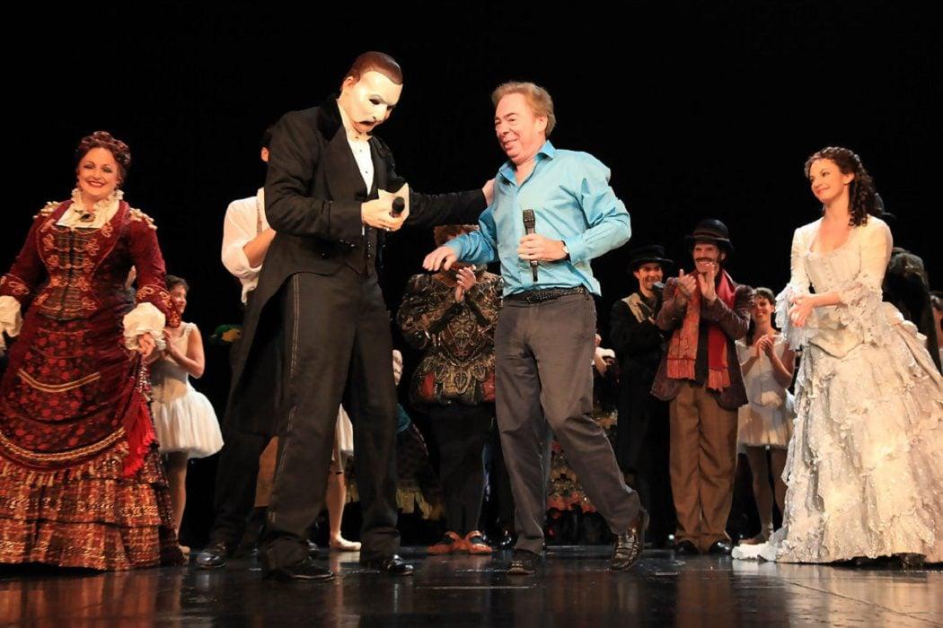 El musical de Webber