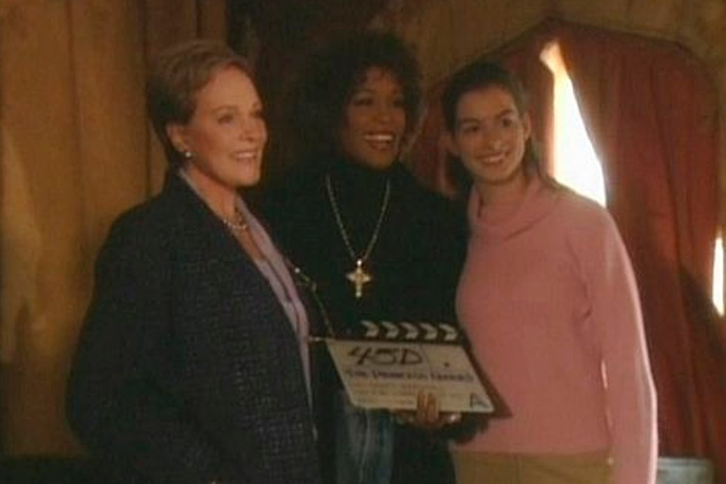 Whitney Houston era productora