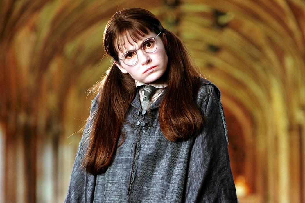 Myrtle la Llorona ('Harry Potter')