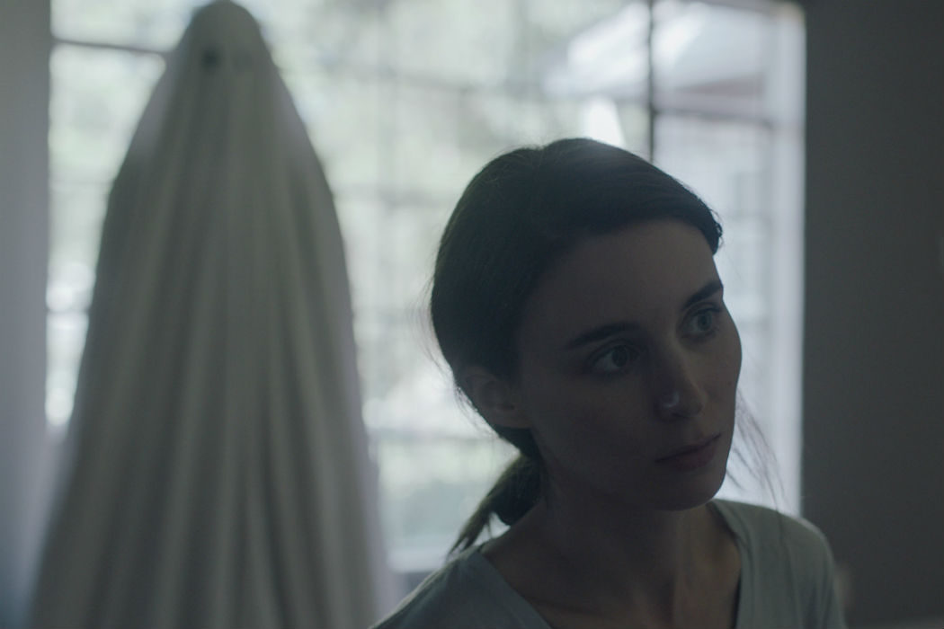 C ('A Ghost Story')