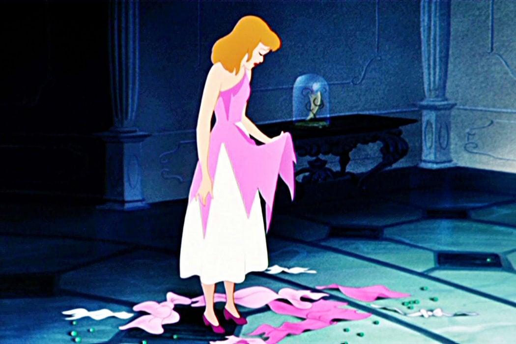 Disney se sentía identificado con Cenicienta