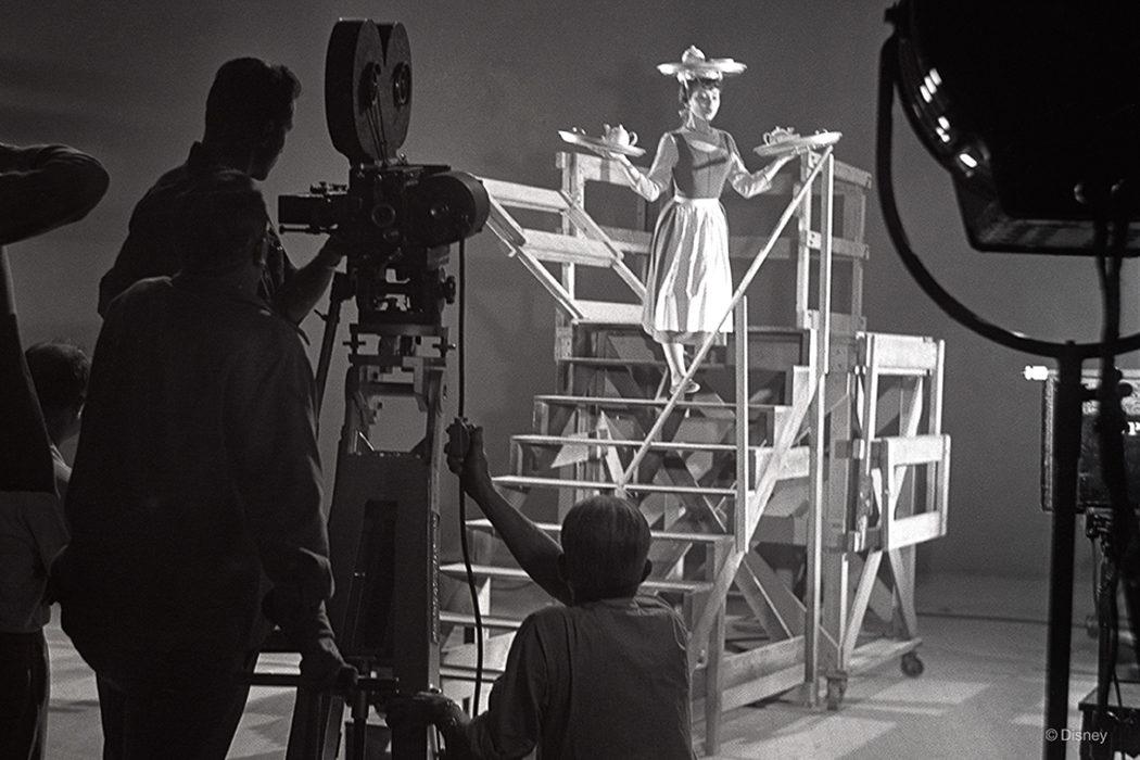 Primera película que se rodó antes en imagen real