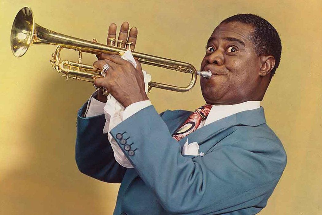 El cantante Louis Armstrong inspiró el personaje del rey Louie