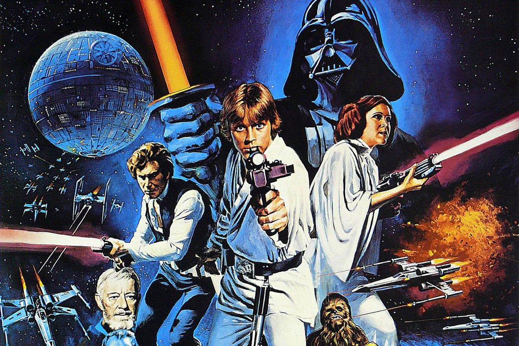 La saga clásica de 'Star Wars'