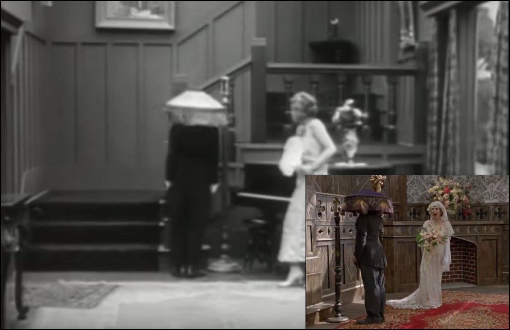 'El aventurero' (1917)