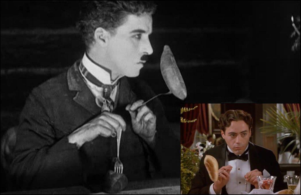 'La quimera del oro' (1925)