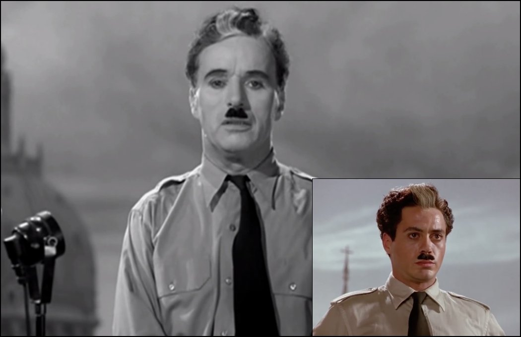 'El gran dictador' (1940)