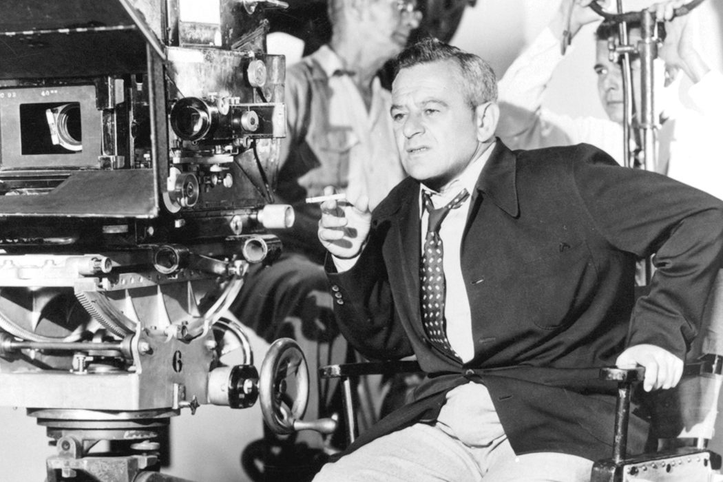 William Wyler no quiso dirigir la película