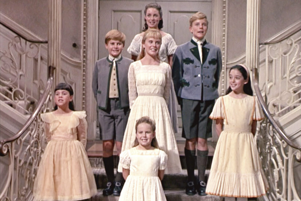 """Mia Farrow, Geraldine Chaplin y Kurt Russell, """"los otros Von Trapp"""""""