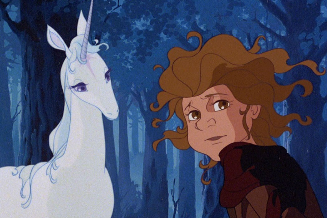 'El último unicornio'